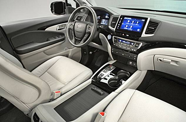 2018 Honda Pilot Hybrid Specs Price