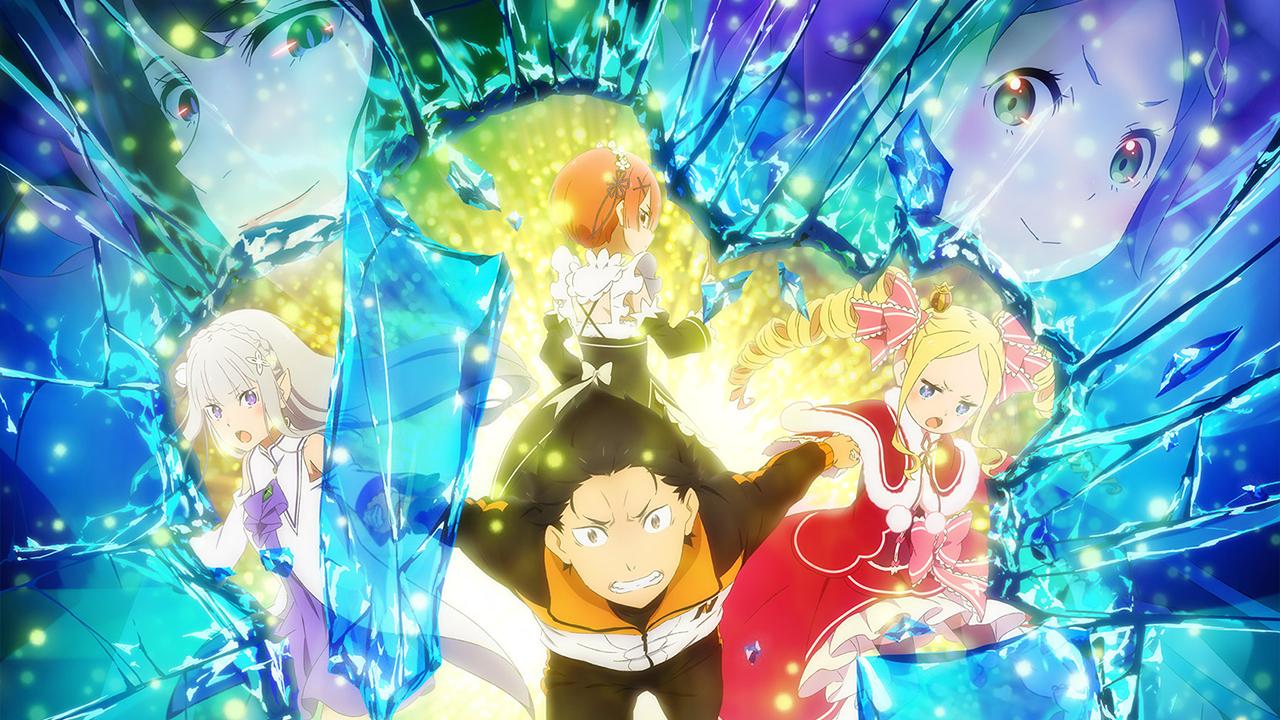 Re:Zero kara Hajimeru Isekai Seikatsu Temporada 2 Parte 2 Sub Español HD