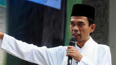Lagi-lagi Ustad Abdul Somad Dipojokkan dengan Video Lawas: Kali Ini 'Drama Korea Kafir'