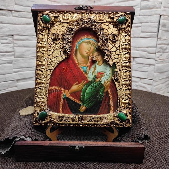 Песчанская Пресвятая Богородица