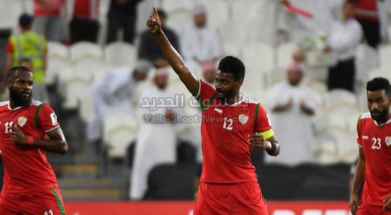 عمان تحقق فوز هام على منتخب الهند بهدف وحيد في تصفيات آسيا المؤهلة لكأس العالم 2022