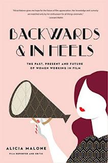 Alicia Malone BackWard and in Heels