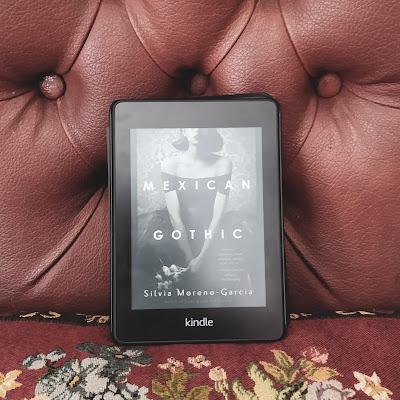 Review Novel Mexican Gothic, Silvia Moreno