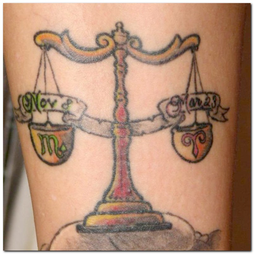 WomenFashion: Libra Tattoo Designs