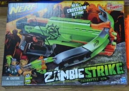 nerf zombie strike crossfire bow release date Zombiestrike Crossfire    Nerf Zombie Strike Release Date