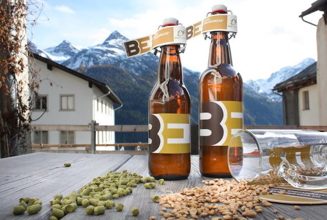 Grand Prix Bio Suisse geht an Engadiner Brauerei