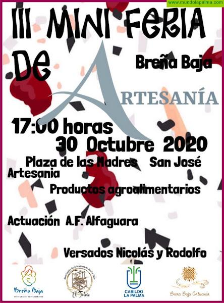 """BREÑA BAJA: Mini Feria de Artesanía con """"Alfaguara"""" y los versadores Nicolás y Rodolfo"""