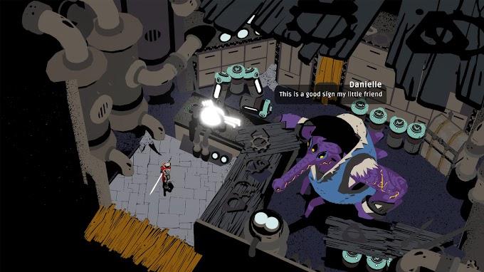 Epic Games'in Yeni Ücretsiz Oyunu: Creature In The Well