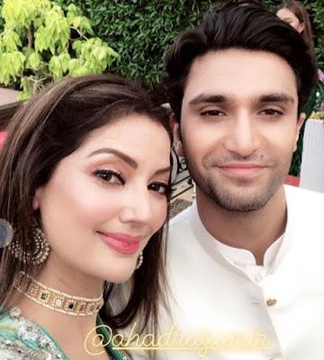 Ahad Raza Mir New Drama
