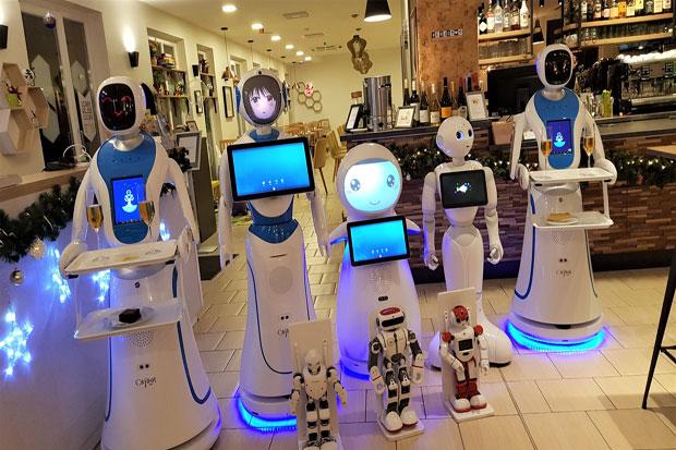 Era Revolusi Industri 4.0, Teknologi Robot Tekan Kebutuhan SDM