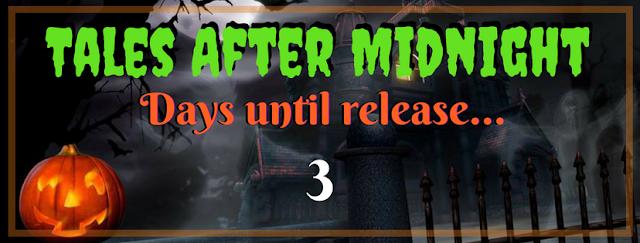 [Release Countdown] TAUNTED by Sylvie Stewart @sylvie_stewart_ @PublishingWild #TalesAfterMidnight