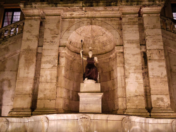 ローマ市庁舎(セナトリオ宮殿)