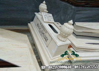 Makam Syech Mataram Tumpuk | Kijing atau Makam Marmer