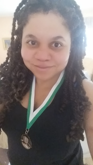 Something About Me Saturday: Guess Who Tied For 3rd At A Fencing Meet Today :)  How Did I Get Here? My Amazing Genealogy Journey