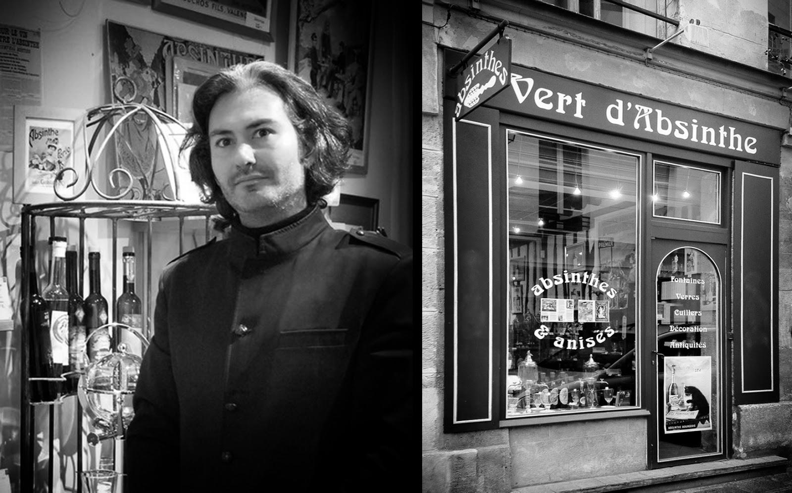 Paris fvdv: het parijs van de groene fee