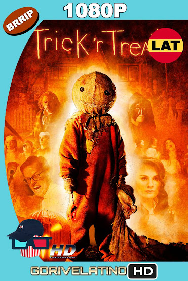Dulce o Truco: Terror en Halloween (2007) BRRip 1080p Latino-Ingles MKV