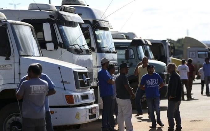 Entidade de caminhoneiros convoca greve para 25 de julho