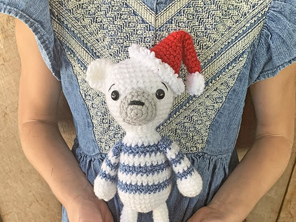 Free Crochet Polar Bear Pattern