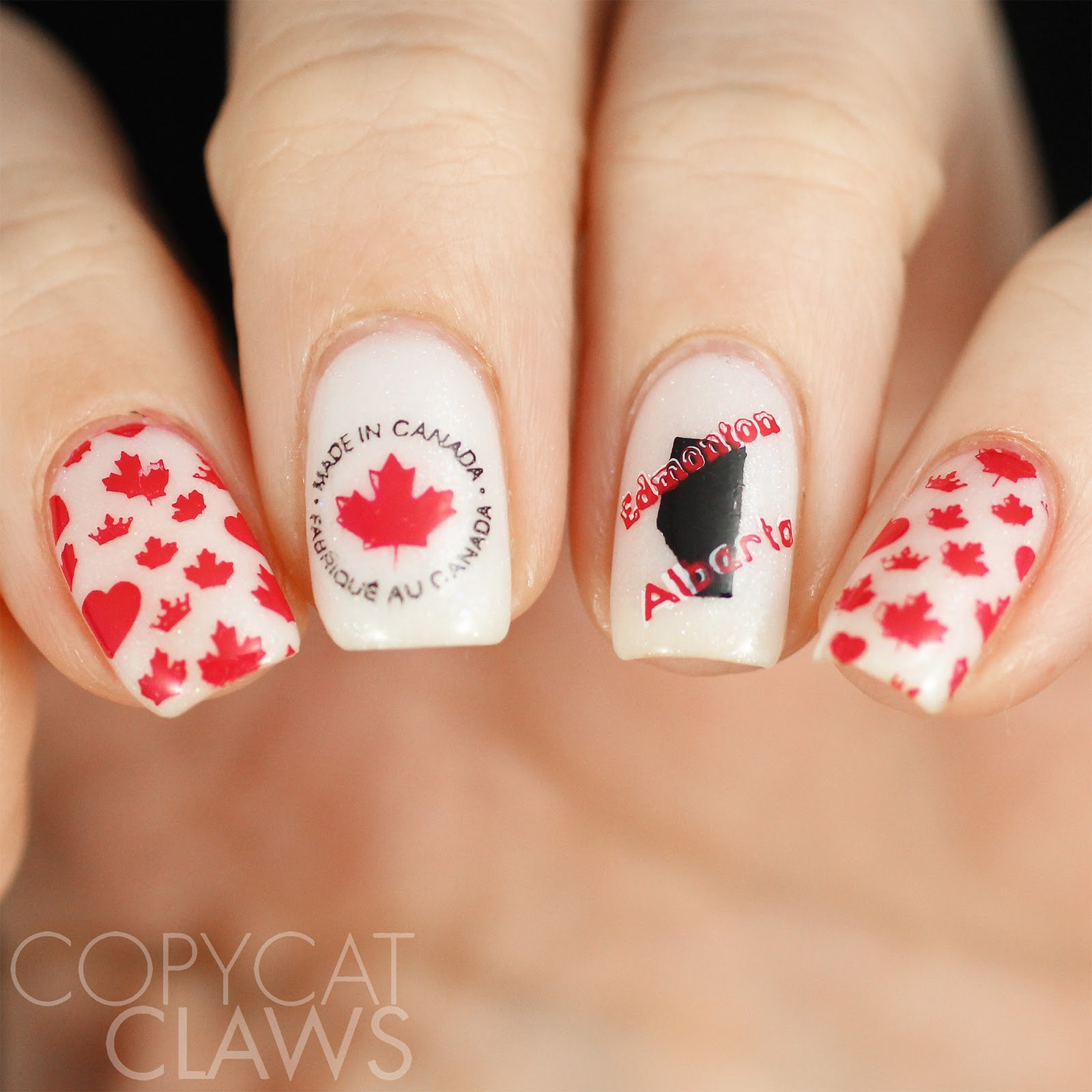 Copycat Claws: The Digit-al Dozen does Get To Know Me - Canada