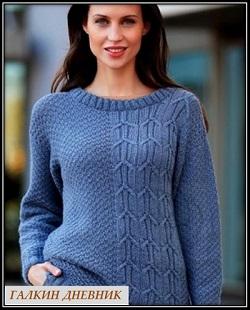 jenskii pulover spicami тоқупуловері жіночийпуловерспицями жаночыпуловерпруткамі