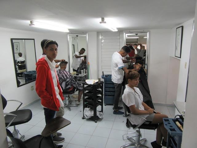 Gilberto Valladares (Barber Extraordinaire) Havana 2020