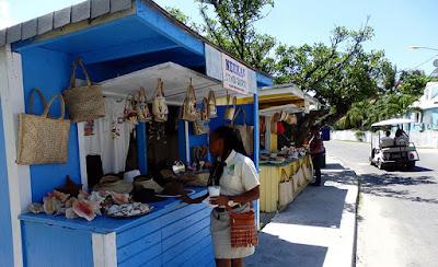 Briland Stalls on Bay