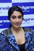 Actress Regina Candra at Dr Agarwal Eye Hospital Inaugaration .COM 0144.JPG