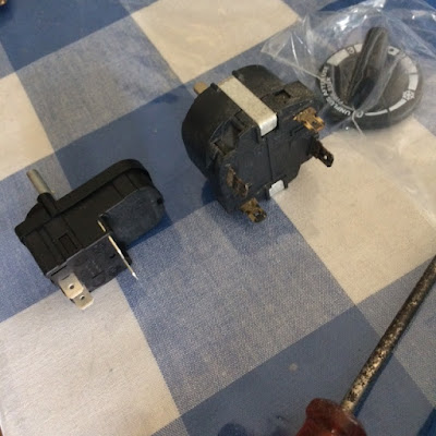 dualit toaster timer replacement instructions