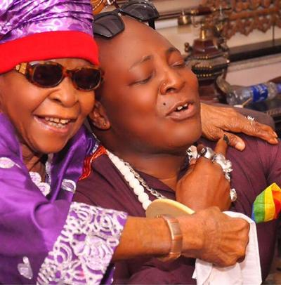 Charlyboy  mother, Margaret Oputa is dead