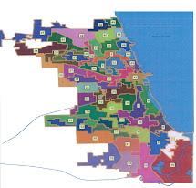 "Sixth Ward ""map Chicago"" Proposal"