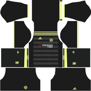 Chelsea - Dream League Soccer 2021 Forma Kits & Logo