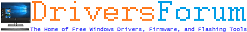 Driversforum.Net - Windows Driver, Printer Driver, USB Driver, Tools, PC Suite for Windows 7/8/10