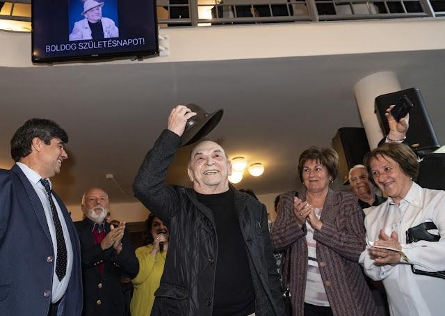 Bodrogi Gyula kapta az MMA Életműdíjat