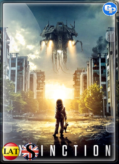 Extinción (2018) HD 720P LATINO/INGLES