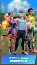 Are you tired of soccer games?, Download Tennis Clash 3D sports v1.10.0 mod Apk. Tennis clash is a free multiplayer game for android devices.