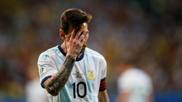 Messi Mengatakan Kekalahan Dari Kolombia Terasa Sangat Pahit 2019