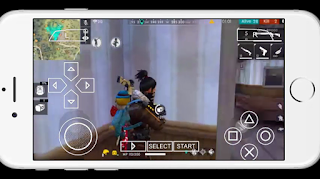 Free Fire PSP ISO File Download PPSSPP Android Emulator
