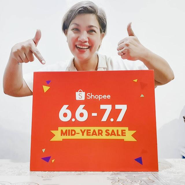 Shopee 6.6 - 7.7 Mid Year Sale