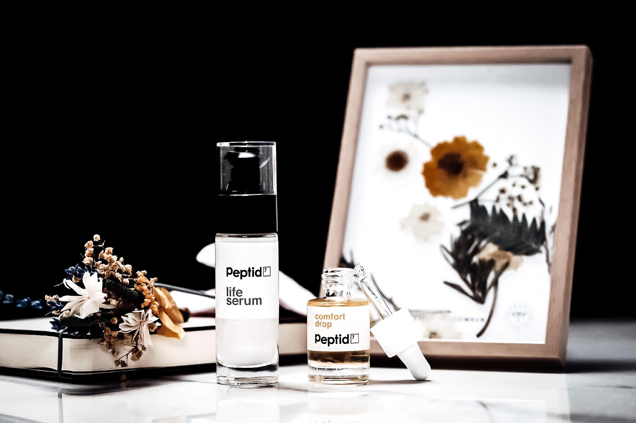 Peptid 7 Soins Visage Serum