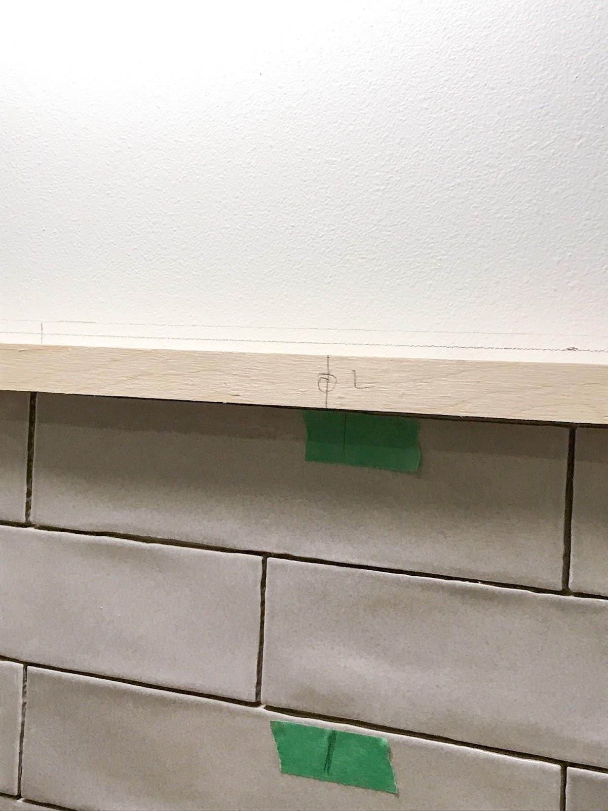install floating shelves, floating shelves diy, floating shelves studs drywall