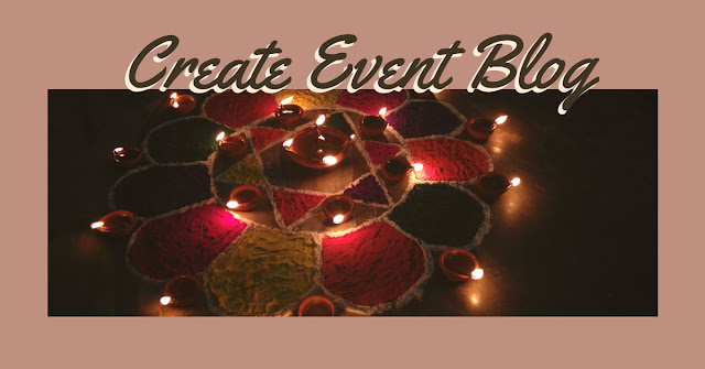How To Create Event Blogs Full Blogging Information