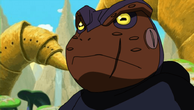 pangeran katak