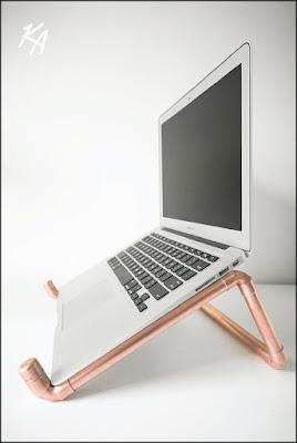 Laptop Holder For Desk