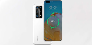 Huawei P40 Pro Plus Specification - Penta camera set up mobile and comes with Ceramic White, Black colours, it's supports Reverse charging, Multi screen, PC Data Sync, Super cool system and more information.