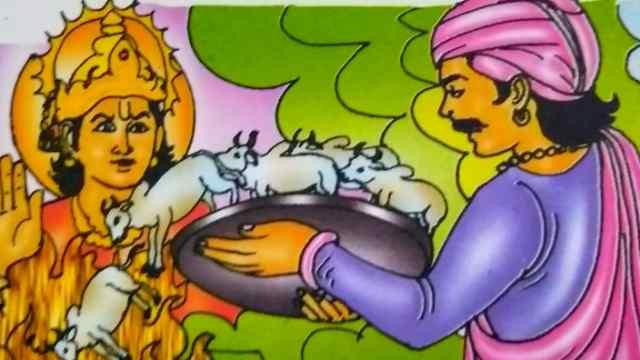 लालची व्यक्ति amazing latest Hindi story