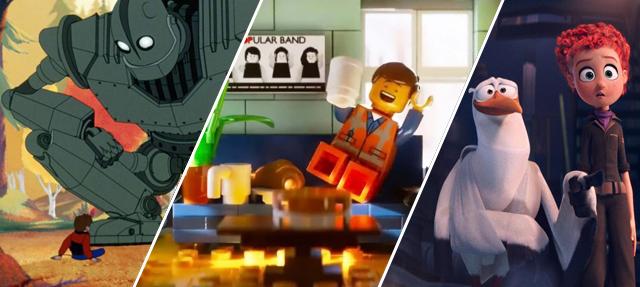 Οι Παιδικές Ταινίες Κινουμένων Σχεδίων της Warner Bros. Animation
