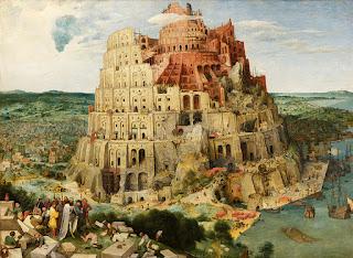 La torre de Babel  - La clave Enoc - (Enrique Villegas)