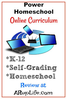 homeschool power online curriculum