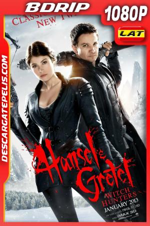 Hansel & Gretel: Cazadores de Brujas (2013) 1080P BDRIP Latino – Ingles
