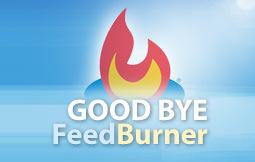 Goodbye Feedburner